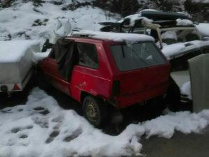 Fiat Panda dijelovi 060-312-6-177