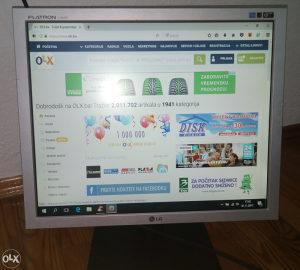 """LCD monitor 19"""" LG"""