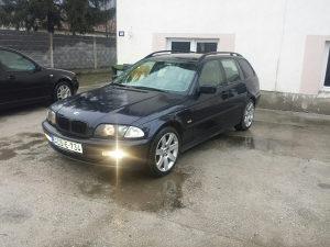 BMW e46 320d Alu 17 Klima