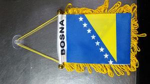 zastavica bosna zastavice