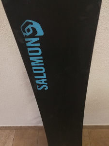 SALOMON Pulse 166 cm Wide Snowboard Daska board
