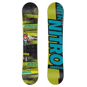 Snowboard Nitro Ripper 137cm Daska snow board