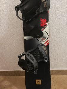 SALOMON SHADE 145 cm Snowboard Daska board