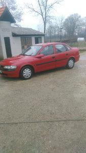 Opel Vectra b plin zamjena