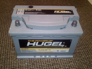 Akumulator HUGEL ULTRA 75Ah