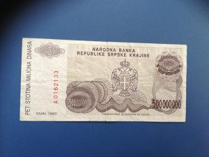 Novčanice HRVATSKA