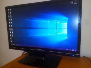 Monitor 23'' LED Full HD