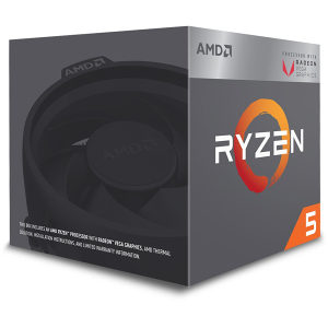 AMD Ryzen 5 2400G 3.60GHz AM4 BOX