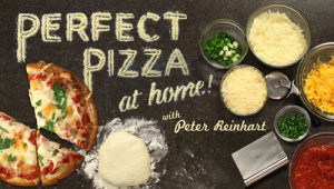 Peter Reinhart - Perfect Pizza at Home-DVD