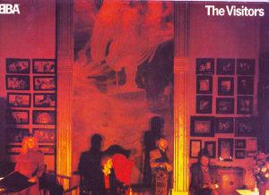 ABBA-THE VISITORS lp