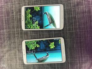 Samsung tab 3. 8,0 inc  2 komada