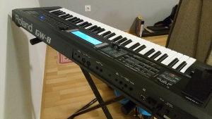 Aranzer klavijatura Roland GW8