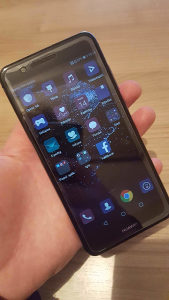 Huawei p10 lite 2017 Black Edition