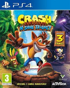 Crash Bandicoot N. Sane Trilogy - PS4
