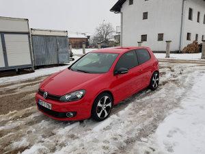 VW Golf 6 2.0d, GTI Oprema