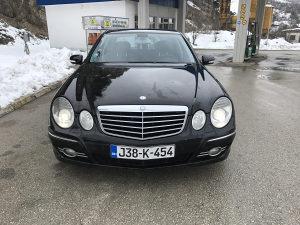 Mercedes E280 CDI Avantgarde 2008 God.