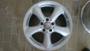 Aluminijske felge 17 Mercedes