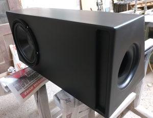 Bass woofer subwoofer Magnat BullPower X 1200 W