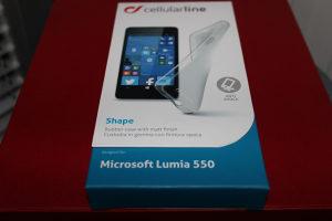 Zastitna maska za Microsoft Lumia 550