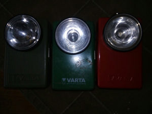 Baterije Varta...