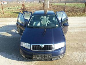 Škoda Fabia 1.9 Tdi 74 kw top stanje
