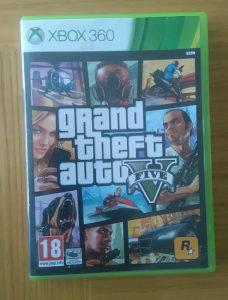 GTA 5 Xbox360 Grand Theft Auto