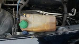 Boca za vodu alfa romeo 156 147 posuda za tecnost perma