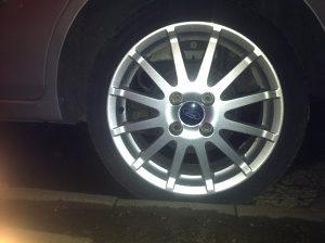 "Ford Fiesta, Focus 16"" aluminijumske felge"