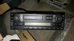 Radio kasetofon  cd vw beta golf passat