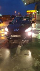 Peugeot 4007, 2.2 HDI, SUV vozilo