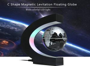 Magnetni LED globus snizeno prelijepa dekoracija