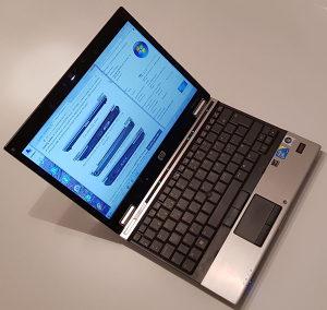 """HP EliteBook 12,1"""" L9400 1,86GHz 6MB,3GB,240GB,Intel,2h"""