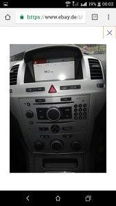 Auto radio i navi za opela