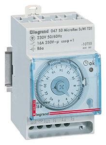 Legrand Tajmer 16A  SUWI T31 Microrex