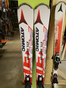 Skije Atomic ETL Series 145cm