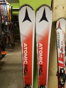 Skije Atomic ETL bend x 147cm