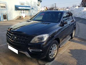 Mercedes ML 350 BlueTEC 4MATIC - Privatna prodaja