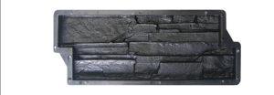 Kalup za dekorativni kamen