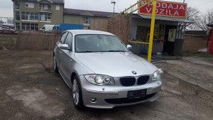 BMW 118...5 vrata..koza..xsenon..alu. f...ekstra