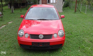 VW POLO REGISTROVAN DO 11/2018