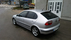 Seat Leon TDI 2002 g. 81kw