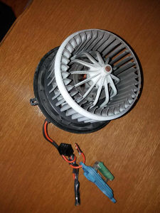 Ventilator grijanja Fiat Multipla