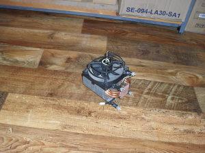 Cooler - hladnjak za socket 775 bakarno jezgro