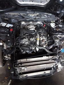 Mercedes w212 350 cdi 4-matic