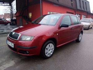 Škoda Fabija, prvi vlasnik, 1.9 SDI, 2006. 191600 km