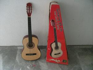 Gitara nova   rezervne zice i trzalica Njemacka