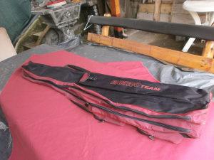 torba za ribarske stapove carp expert energo team.