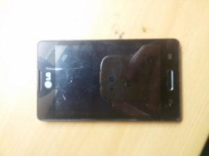 LG P760 Display