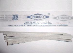 Metalne Horico trakice 12 komada