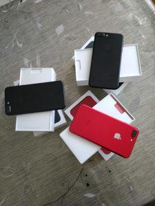 iPhone 7 PLUS 32,128,256 gb